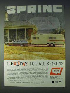 complete 1970s holiday rambler owner 39 s manual travel. Black Bedroom Furniture Sets. Home Design Ideas