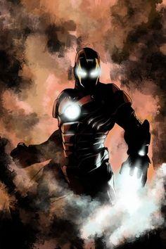 Iron Man iPhone Wallpaper
