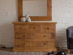 Dinky Plank Lowboy #indigocollections