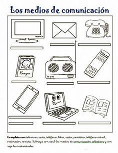 Medios de comunicación para niños - Web del maestro