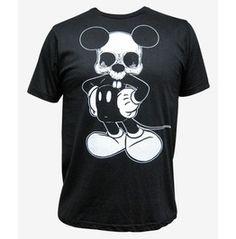 Mens 100% Fine Comb Cotton T-Shirt Mikey