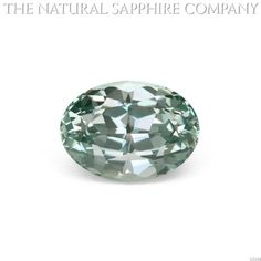 Natural Untreated Greenish Blue Sapphire, 6.39ct. (U3508)