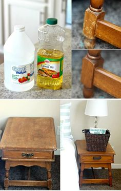 Restore Wooden Furniture Naturally