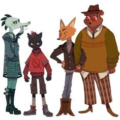 night in the woods fanart mae \ night in the woods fanart _ night in the woods fanart human _ night in the woods fanart mae _ night in the woods fanart gregg _ night in the woods fanart nightmare eyes Fanart, Night In The Wood, Furry Drawing, The Villain, Character Drawing, Character Design Inspiration, Furry Art, Wood Art, Cute Art