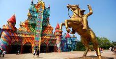 Dicas do Beto Carrero World, o parque temático brasileiro