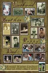 Funeral collage Picture Ideas - Yahoo Canada Image Search Results
