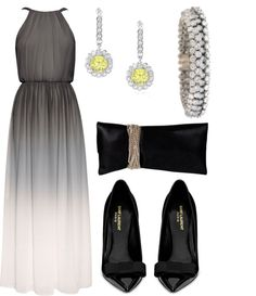 """Formal Gown"" by mitika1980 on Polyvore"