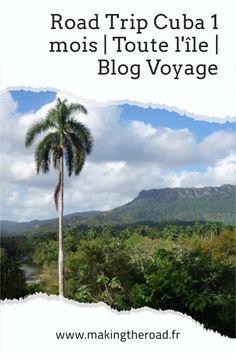 Découvrez mon itinéraire complet en road trip à Cuba (que nous avons fait sans voiture). Mes conseils de voyage, plage, paysage, randonnée, le tout à petit budget pendant 4 semaines. #cuba #voyage #roadtrip #ile Varadero, Road Trip Cuba, Snorkeling, Voyage Europe, Destination Voyage, Blog Voyage, Travel Inspiration, Places To Go, Island