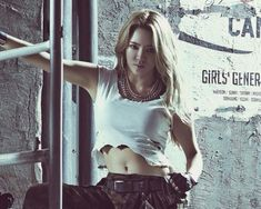 Girls' Generation // Catch Me If You Can // Hyoyeon Snsd, Kpop Girl Groups, Korean Girl Groups, Kpop Girls, Girls Generation Hyoyeon, Clown Suit, Japanese Singles, Kim Hyoyeon, Kwon Yuri