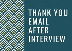 business thank you cards Phone Interview Thank You Email Thank You After Interview, Interview Follow Up Email, Interview Thank You Letter, Job Interview Preparation, Interview Answers, Job Interview Tips, Business Thank You Cards, Thank You Messages, Questions To Ask Employer