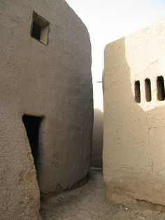 Arquitectura de barro de Djenné, Malí