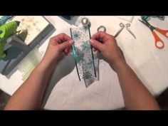 Coisas que Gosto: How To Make A Ribbon Angel