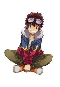 Davis from Digimon Adventure 02