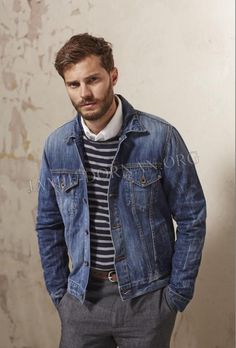 Jamie Dornan, Perfect Abs Women, Hot Guys, Eye Candy, Mens Casual Jeans, Mr Grey, Glamour Uk, Christian Grey, Fifty Shades
