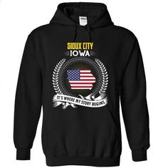 Born in SIOUX CITY-IOWA V01 - #graphic t shirts #blank t shirts. PURCHASE NOW => https://www.sunfrog.com/States/Born-in-SIOUX-CITY-IOWA-V01-7761-Black-Hoodie.html?id=60505