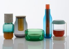 via Dezeen : Glass jars   Sumally (サマリー)