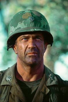 Mel Gibson in Nous étions soldats (2002)