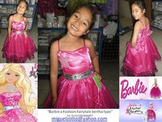 Barbie: A Fashion Fairytale Costume - Size 4-6 - Sam s Club 40