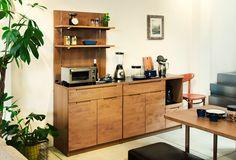 WYTHE(ワイス) キッチンカウンター L | ≪unico≫オンラインショップ:家具/インテリア/ソファ/ラグ等の販売。