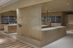 Aesop大阪LUCUA 1100店,日本 / Schemata Architects - 谷德设计网 Aesop Store, Surefire, Store Fronts, Retail Design, Interior Styling, Architects, House, Furniture, Home Decor