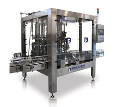Being the largest packaging machinery manufacture in the US, Accutek Packaging offers complete turnkey packaging solutions, including filling machines, capping machines & labeling machines. Packaging Machinery, Innovative Packaging, Label Machine, Types Of Packaging, Packaging Solutions, Beverage Packaging, Rotary, High Speed, Industrial