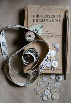 vintage seamstress