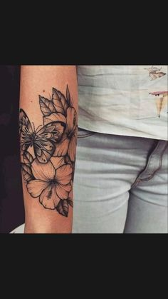 Dope Tattoos For Women, Shoulder Tattoos For Women, Sleeve Tattoos For Women, Arm Tattoos For Women Forearm, Inner Wrist Tattoos, Cute Tattoos, Beautiful Tattoos, Leg Tattoos, Tatoos