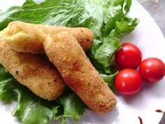Croquetas de patatas – Crocchette di patate - Potato Croquettes italian food, italian recipes, cocina italiana, comida italiana