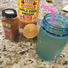 Fat Blasting! Morning Fat Blasting Drink!! 1/2 lemon squeezed into 8 oz room temp water 1-2 Tbsp #ACV Apple Cider Vinegar 1/8 cayenne pepper I used to drink only lemon water but this is taking it up a notch for me. Drinking this fat blasting... #applecidervinegar #cayennepepper #fatblasting
