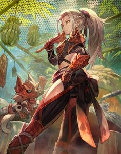 Discover the finest artists from animation, games, illustration, and comics! This time we have the pleasure to introduce you to the art of Yuta Sakuma. Sith Armor, Daedric Armor, Mandalorian Armor, Knight Armor, Monster Hunter Series, Monster Hunter Art, Erza Scarlet Armor, Monster Hunter World Wallpaper, Dragon Scale Armor