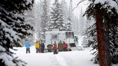 The Best Snow Cat Skiing in the Lower 48 | OutsideOnline.com Irwin Outfitting #CrestedButte www.VisitGCB.com