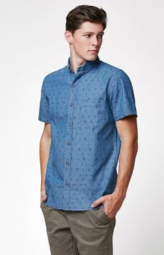 1000 ideas about mens short sleeve shirts on pinterest for Stafford white short sleeve dress shirts