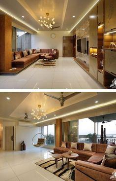 Hall Room Design, Living Room Partition Design, Room Partition Designs, Pop Design For Hall, House Ceiling Design, Ceiling Design Living Room, Bedroom False Ceiling Design, House Design, Drawing Room Interior Design