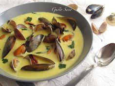 Ricetta: Zuppa Cozze e Vongole