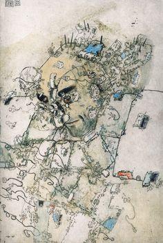 Self-portrait as The Jap