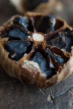 Was rummaging through my pantry, which is in desperate need of reorganizing, when I came across a bag of black garlic stashed way in the back. I had purchased it on a whim a while ago and, …