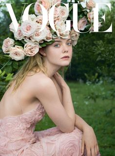 Elle Fanning's Vogue Cover: The Star on Her Temper, Marilyn Monroe and Working with Female Directors