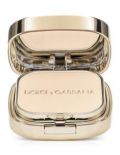 Dolce & Gabbana Perfect Matte Powder Foundation - 50 Ivory http://www.dolcegabbana.com/beauty/makeup/face-products/foundation-perfect-matte-powder/