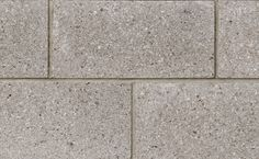Profile Series Block in Peel Gray Suave by Brampton Brick. The compressive strength of Profile Series concrete block units is suitable for use in a masonry-bearing or single wall. This product is also manufactured with a water repellent additive and is permeable to water vapor. Smooth Face, Concrete Blocks, Brick, Profile, The Unit, Gray, Water, User Profile