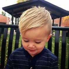 Hair boy