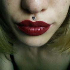 Philtrum piercing Philtrum Piercing, Piercing Tattoo, I Tattoo, Piercings, Body Mods, Jewels, Peircings, Piercing, Body Modifications