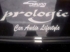 "Car Audio Lifestyle ""Prologic"""