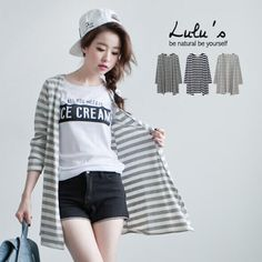 Cheap cardigan knit, Buy Quality cardigan stripe directly from China cardigan types Suppliers: