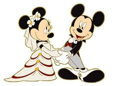 The year that Mickey & Minnie almost got married