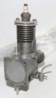 1946 Frog 175 MK I Spark Ignition Model Airplane Engine | eBay