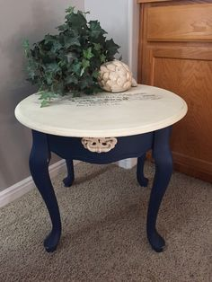1000 ideas about napoleonic blue on pinterest antibes green annie sloan and blue chalk paint - Verf credenza ...