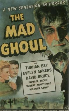 The Mad Ghoul (1943