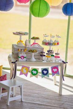 Con Cuchara o Tenedor: Llega la Pascua: inspiración mesas dulces