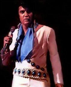Elvis Presley January - February 1971- Las Vegas