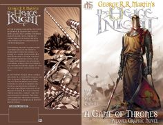 The Hedge Knight - The Graphic Novel (2013) English | CBR | 182 pages | 222.96 MB Set one hundred years before the events in George R.R. Martin's epic fantasy series, A Song of Ice and Fire, The Hedge Knight graphic novel chronicles a young squire as he travels the cruel and complex path to knighthood in the Seven Kingdoms.